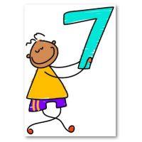 Сакральная цифра семь