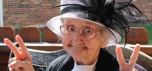 Еврейская бабушка