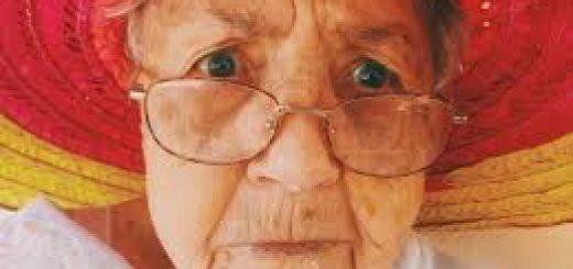 Некая бабушка