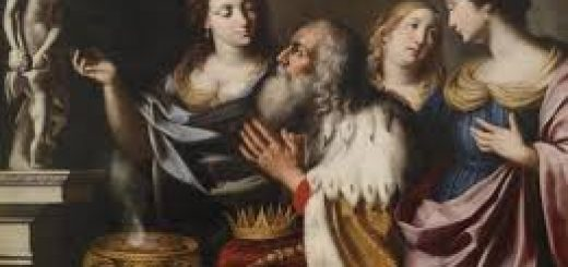 Про царя Соломона